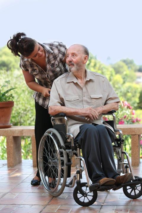 Caregiving and EMS