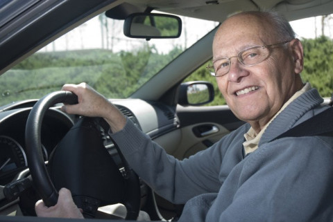 This is Older Driver Safety Awareness Week!