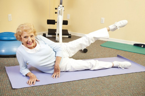 Top Myths Surrounding Exercise and the Elderly