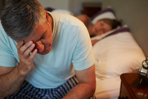 When Caregiving Gets to be Too Much